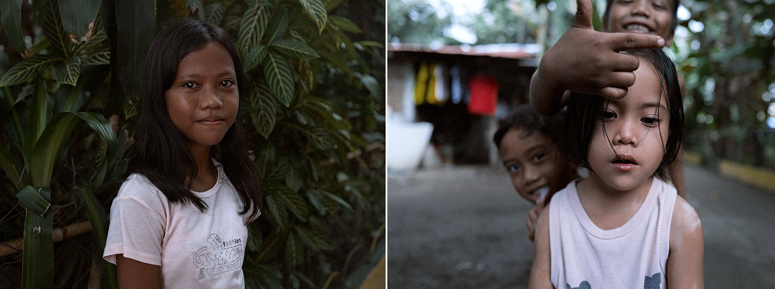 Good Boy Wolf Photographer, Philippines, young children in poverty
